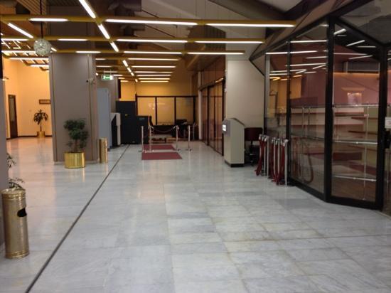 Safir Airport Hotel: lobby