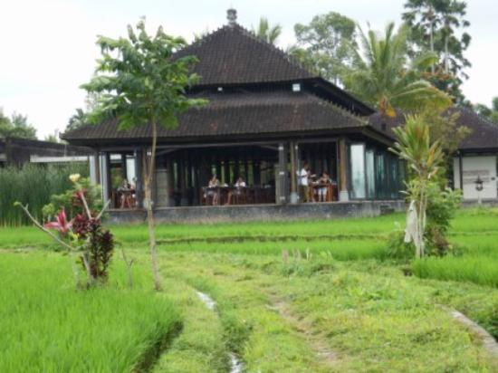 The Chedi Club Tanah Gajah, Ubud, Bali – a GHM hotel: breakfast room