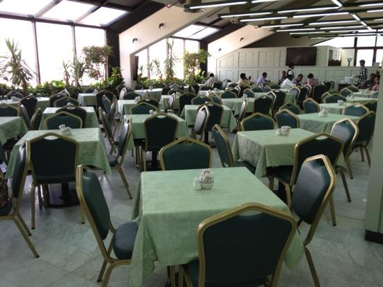 Safir Airport Hotel: Dining area