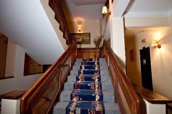 Hotel Gregoire: Vue intérieur