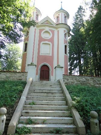 Resort Svata Katerina: Chapel
