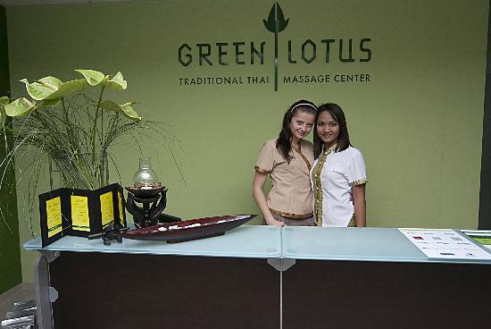Green Lotus: Receptio