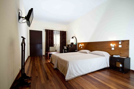 Hotel Gregoire: Chambre