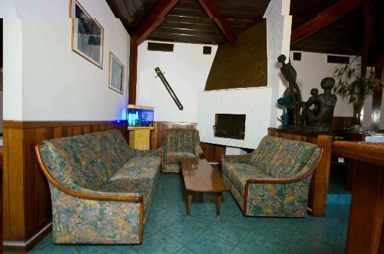 Hotel Gregoire: Le coin salon