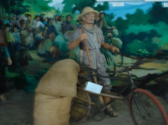 Dien Bien Phu : The bicycle