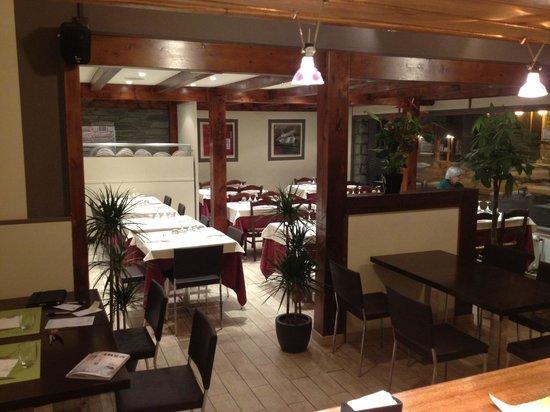 Le Transalpin : ristorante Italiano