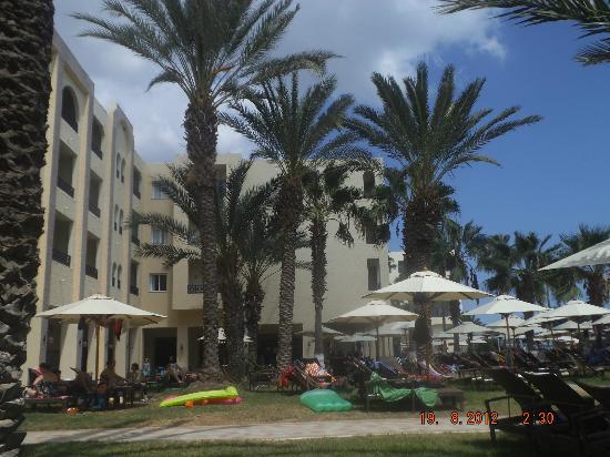 Hotel Paradis Palace: hotel