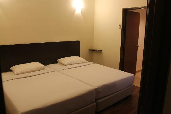 Bukit Gambang Resort City: The other room - family suite