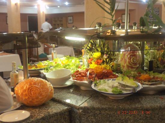Hotel Paradis Palace: restaurant