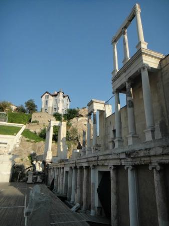 Plovdiv Roman Theatre: しっかりと整備されています
