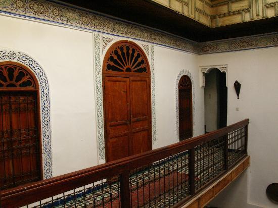 Dar Iman: rooms
