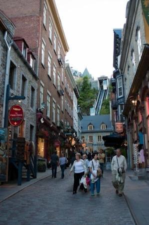 Quartier Petit Champlain: Petit Champlain