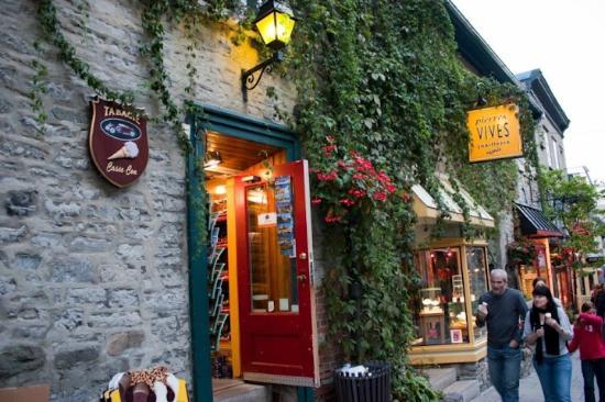 Quartier Petit Champlain: Tiendas