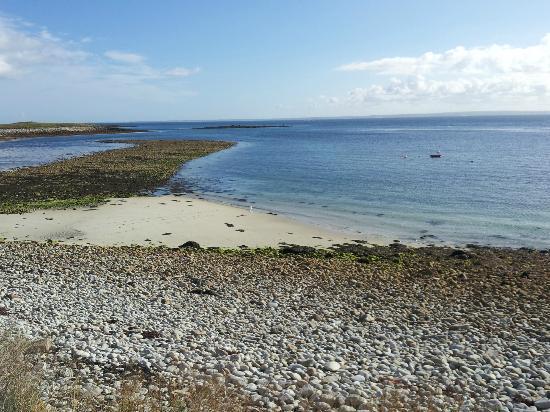Ile Molene, France: sauvage et deserte