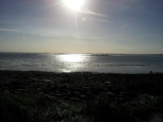 Ile Molene, France: lever de soleil