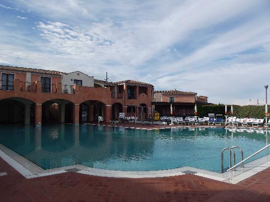 Hotel Club Cala Blu: Piscine