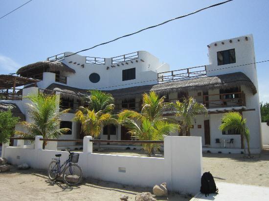 Ca'Rita Hotel & Suites Mexico: facciata cà rita