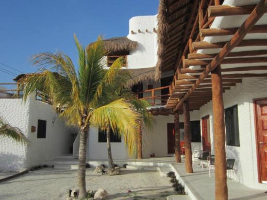 Hotel & Residence Ca'Rita: porticato interno
