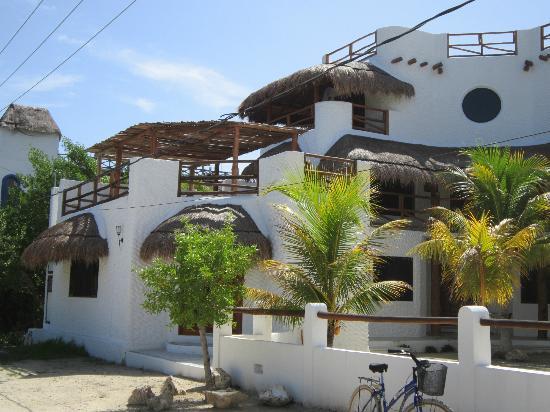 Hotel & Residence Ca'Rita: ingresso esterno di un appartamento