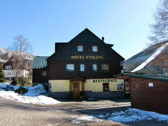 Hotel Vysluni