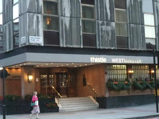 Thistle Westminster Hotel
