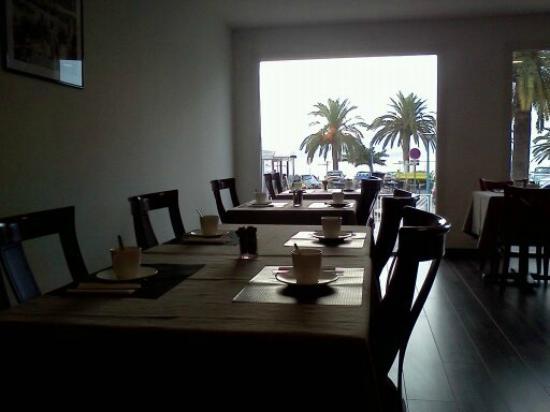 Hotel Imperial: salle de petit dejeuner