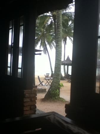 Mai House Resort: view from restaurant
