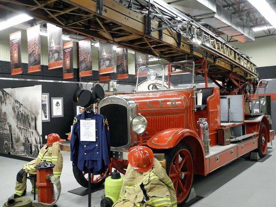 Firefighters Museum of Calgar