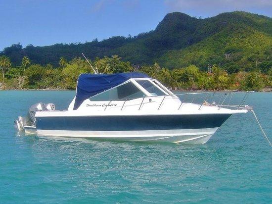 Dive Resort Seychelles