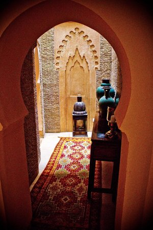 Riad Camilia: Entry