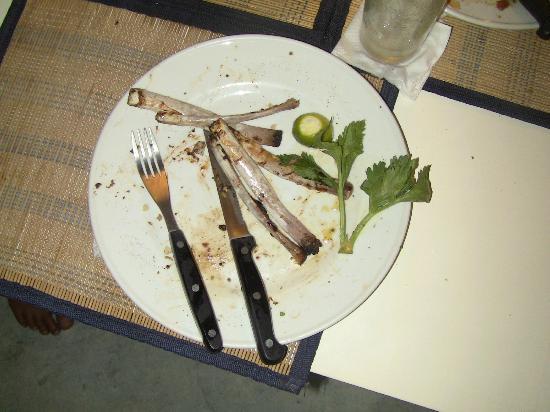 La Hacienda Grill & Bar: No meat left on the bone