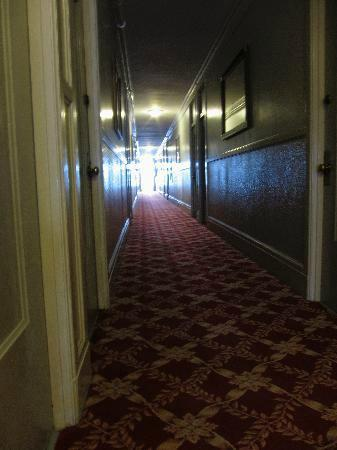 Aida Hotel: olde worlde