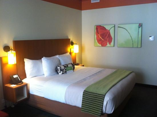 La Quinta Inn & Suites Chicago Downtown: king room