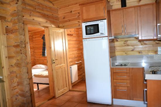 Camping Vall De Camprodon: Cocina