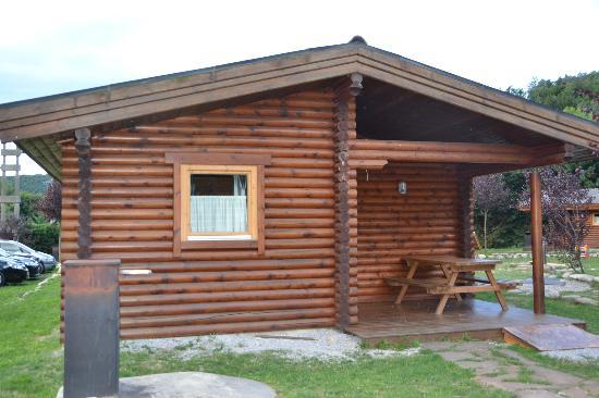 Camping Vall De Camprodon: Xalet