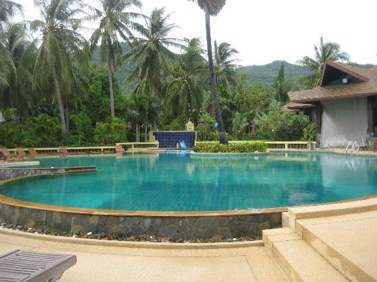 Rin Beach Resort: Pool