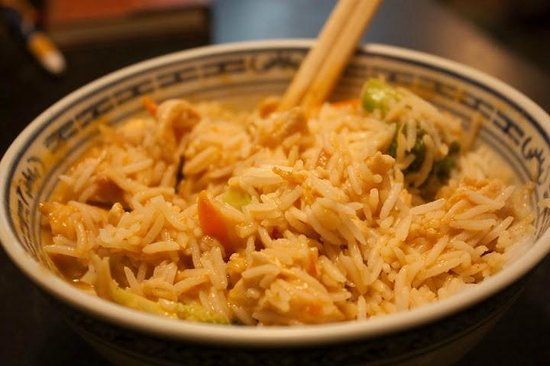 Rice: Arroz
