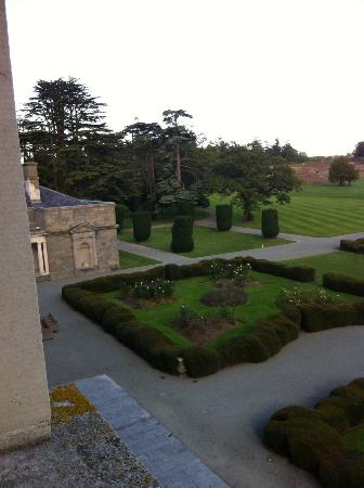 Carton House Hotel & Golf Club: View from 409