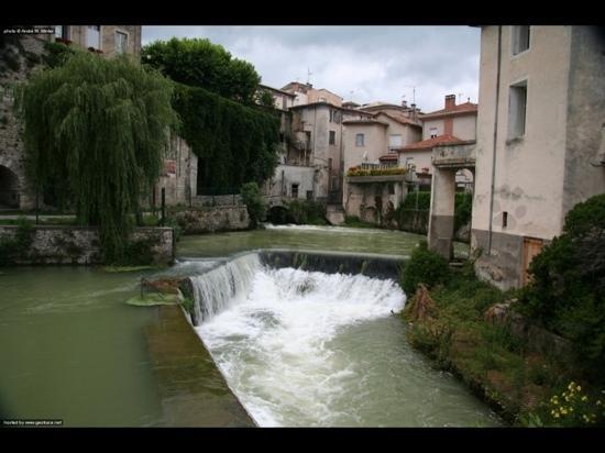 LE BOSSENS : Die Mühle von Sauve,Vidourle