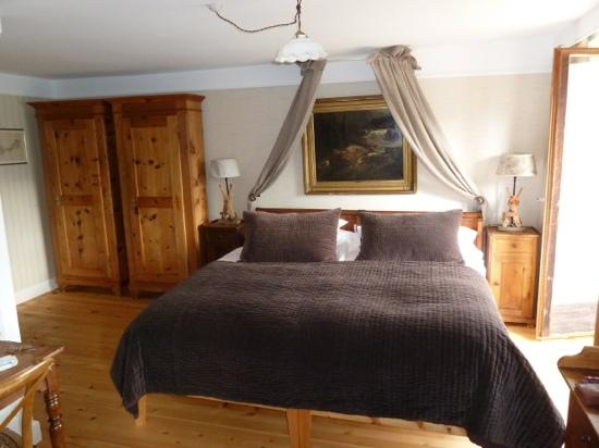 Gd Hotel Bella Tola & St-Luc : Zimmer 302
