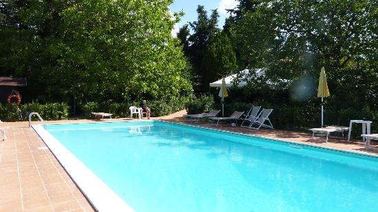 Agriturismo La Crociona: quiet, private pool