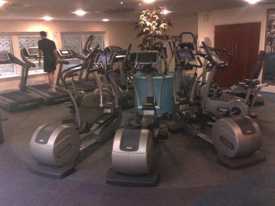 Mercure Manchester Norton Grange Hotel and Spa: Cardio area