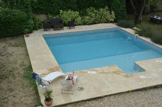 Chateau Richelieu: Pool