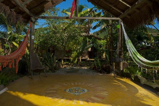 Casa de Bambu: redes