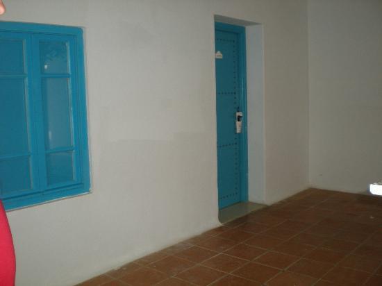 Winzrik Resort & Thalasso Djerba : porte chambre