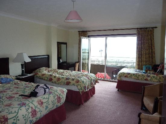 Sandringham Hotel: Superior Room with Sea View
