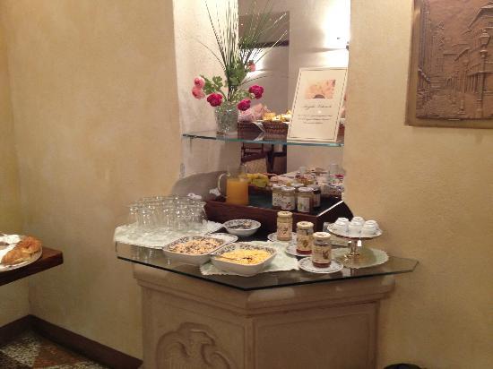 Art Hotel Commercianti: Angolo Bio