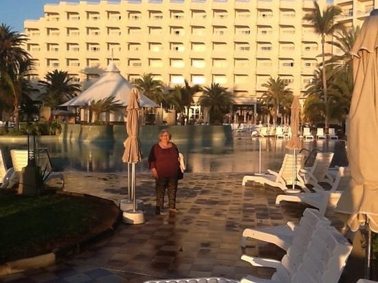 Hotel Riu Palace Tres Islas: Hotel Tres Islas,Corralejo