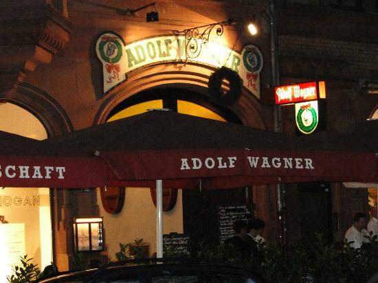 Restaurant Wagner Frankfurt