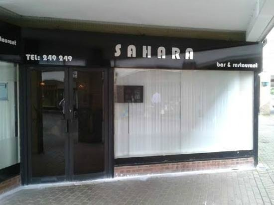 Sahara Bar & Restaurant: sahara
